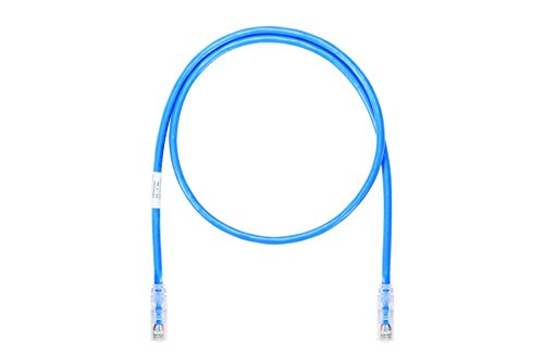 PANDUIT UTP6ASD1.5MBU Cable PatchU/Utp Cat.6A Lshf Azul 1 5M