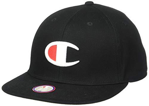 Champion Life Herren Snapback Hat with Big C Logo Baseball Cap, schwarz, Einheitsgröße