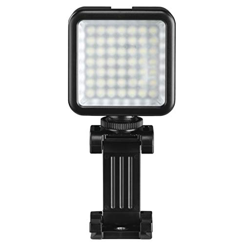 Hama 49 BD LED Negro 49 BD, Cualquier Marca, LED, Negro, Batería, AA, 65 mm