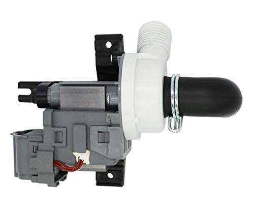 Siwdoy W10536347 W10155921 W10049390 Washer Drain Pump Compatible with...