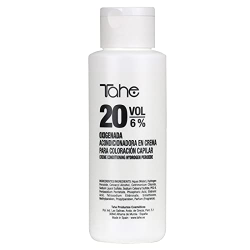 Tahe Oxigenada Acondicionadora en Crema, 100 ml (20 Vol. - 100 ml)