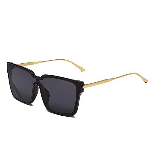 Gafas de Sol Polarizadas para Hombres, Mujeres, Gafas de Sol Retro, Hombre para conducir deportes de Pesca-C4