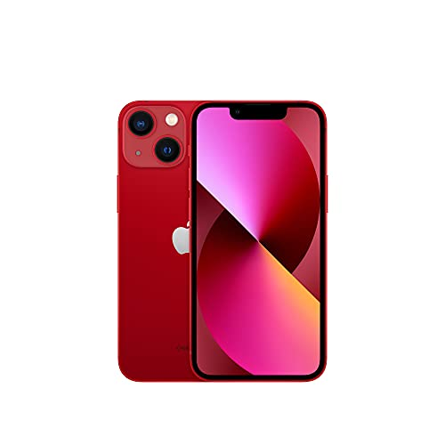 [Extra Hdfc card off] Apple iPhone 13 Mini (256GB) - (Product) RED
