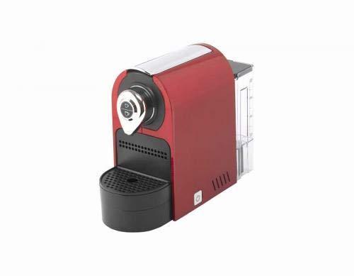 Espresso Due Simply More Rossa Mod.333 Macchina Caffè a Capsule