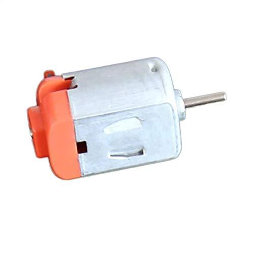 Mingtongli 130 Micro motor de la CC para el motor eléctrico de bricolaje cuatro ruedas Motor experimentos científicos Modelo Barco Juguetes Appliance Motor
