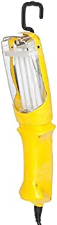 Bayco BA-911PDQ4 Fluorescent Work Light, Yellow