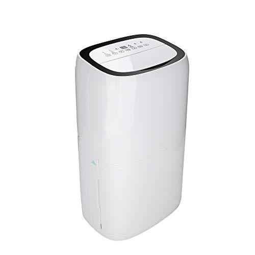 wolketon 26L Luftentfeuchter mit Wifi function und 24h Timing-Funktion für Räume bis 78 M³ (ca 30 m2),2 Betriebsarten, Digitalanzeige, Temperaturanzeige- Gegen Feuchtigkeit, Schimmel