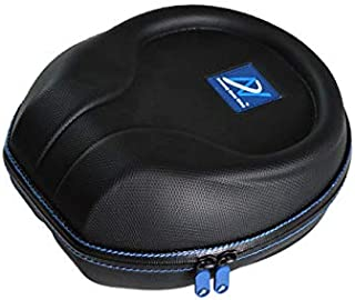 Upgrade Carrying case Compatible with Sennheiser HD280 HD380PRO HD518 HD555 HD558 HD559 HD560S HD569 HD579 HD580 HD595 HD598 HD599 PC350 PC360 PC363D PXC350/450 Game One/Zero Headphones