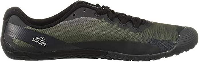 Merrell Men's Vapor Glove 4 Sneaker, Black, 9.5