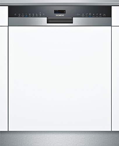 Siemens SN558S16PE Geschirrspüler Teilintegriert / A+++ / 230 kWh/Jahr / 2660 L/Jahr / WLAN-fähig mit Home Connect / TFT-Display für mehr Bedienkomfort, Amazon Dash Replenishment fähig