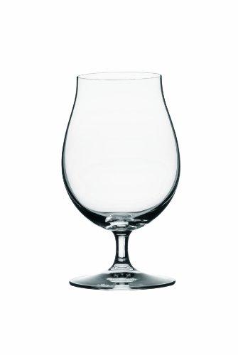 Spiegelau Beer Classics Stemmed Pilsner Glasses, Set of 2