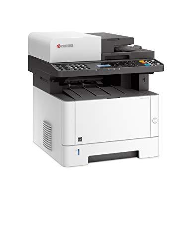 Kyocera M2540DN Impresora Laser Multifunción Blanco y Negro (impresión, escáner, Copia y fax, 1.200 x 1.200 PPP, 40ppm, 512 MB de RAM; Interfaz USB 2.0) A4