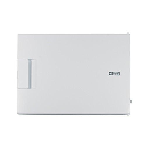 Electrolux AEG 22512463 225124637 ORIGINAL Gefrierfachtür Tiefkühlklappe Tiefkühltür Verdampferklappe Klappe bedruckt Kühlschrank Kühlautomat Kühlgerät auch Zanussi Küppersbusch