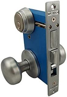 2 1 2 backset mortise lock