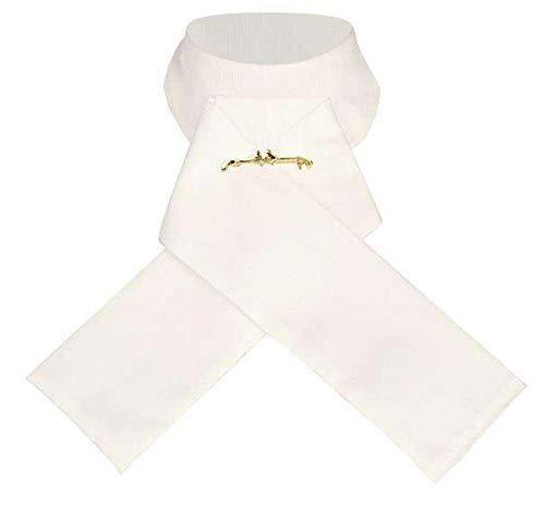 Horka Motif Bouton Adultes et Enfants d'équitation Vestes compétition Accessoires, Blanc