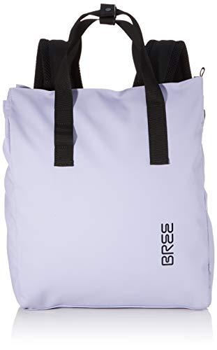 BREE Unisex-Erwachsene Punch 732, Lavender, Backpack W19 Rucksack Violett (Lavender)