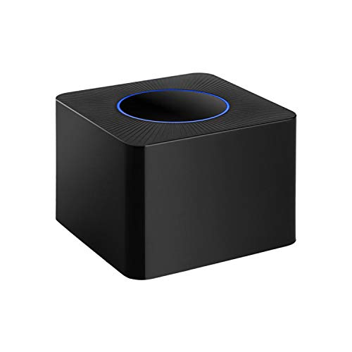 Beheart Dongle Miracast, WiFi de Doble Banda 2.4G / 5G ,Adaptador de Pantalla Mini 1080P HD, Puerto RJ45 LAN Plug & Play, Soporta Miracast Airplay DLNA para iOS/Android/Windows/MacOS(Q2)