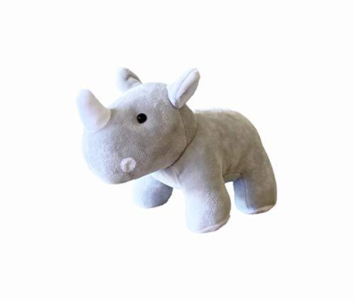 Baby Rhino Stuffed Animals Oh So Soft Plush Small Rhinoceros Rhinos Toy