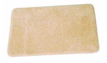 MSV Tapis Acrylique de Bain Saumon 80x50, Latex