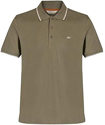 Regatta Polo Kaine (Comics) M Dusky Green