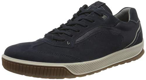 ECCO Herren Byway Tred NavyNight Sky Sneaker, Blau (Blue), 48 EU