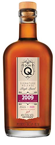 Don Q SIGNATURE RELEASE Single Barrel Limited Edition 2009 49,3% - 700 ml