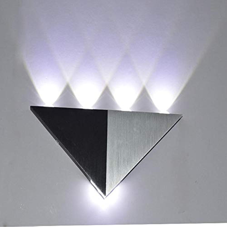 Moderne Wandleuchte Moderne Wandleuchte Moderne Minimalistische Dreieck Led Aluminium Wandleuchte Wohnzimmer Schlafzimmer Tv Restaurant Gang Weies Licht_3W
