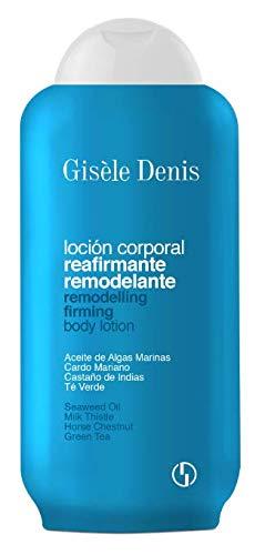 Gisèle Denis - Loción Corporal Reafirmante Remodelante, Crema de Cuerpo, 400 ml