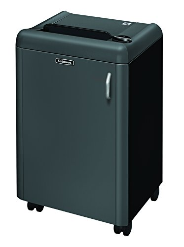 Fellowes 4603801 Distruggidocumenti Fortishred 1050HS, Alta Sicurezza, Nero