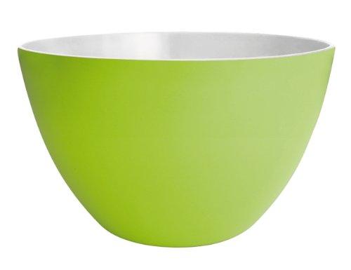 ZAK Duo Salatschüssel M, Ø 22 cm, grün/ weiss
