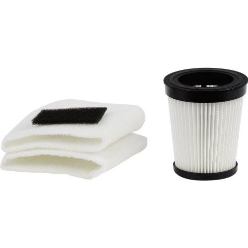 Dirt Devil Set filtre 4 pièces Pour modèles M2881,-2,-5M2009-1 (Import Allemagne)