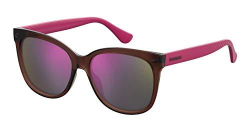 Havaianas Dames Sahy zonnebril, meerkleurig (brwn fchs), 56