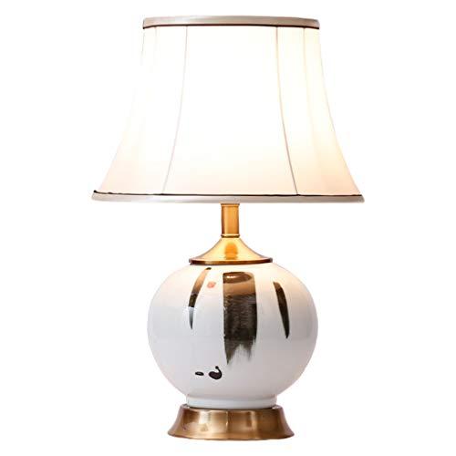 TMS bedlampje, keramiek, klassiek, retro, zenen, decoratie, woonkamer, bank, salontafel, vrije tijd