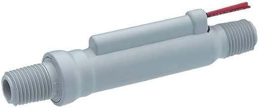 Dwyer Flow Switch, P2-11, For Liquids, 0.05 GPM (0.19 LPM) Actuation Set Point