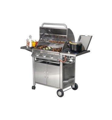 Grill BBQ Texas 3Sunday MCZ aus Metall