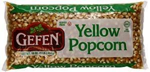 Best Prices! Gefen Yellow Popcorn 16 Oz. Pack Of 3.