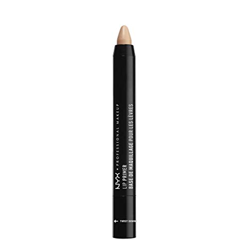 NYX PROFESSIONAL MAKEUP Lip Primer, Lipstick Base - Deep Nude
