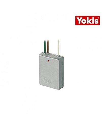 emetteur - 2 canaux - power - yokis e2bpp