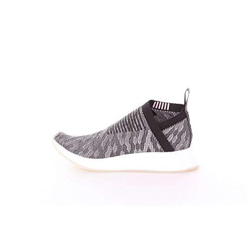 adidas Damen NMD_cs2 Pk W Sneakers, Schwarz (Core Black/core Black/Wonder Pink F10), 39 1/3 EU