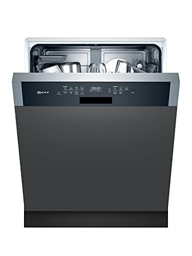 NEFF S147EAS36E N70 Geschirrspüler teilintegriert / 60 cm / Home Connect / Chef 70° / Favourite / 8 Programme