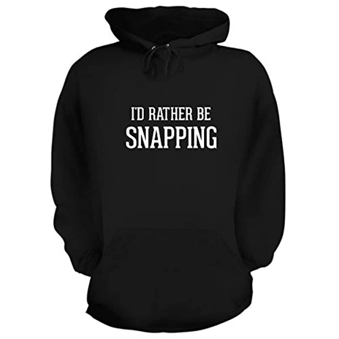 BH Cool Designs I'd Rather Be SNAPPING - Graphic Hoodie Sweatshirt
