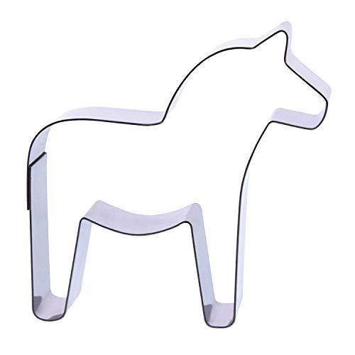 1 Keksausstecher Dala Pferd