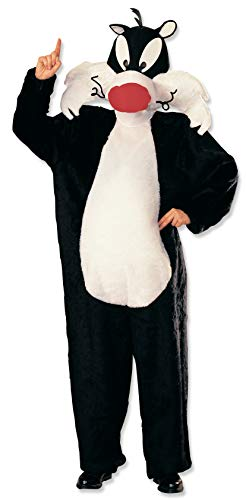 Rubie's-déguisement officiel - Looney Tunes - Déguisement Costume Gros Minet- P15562