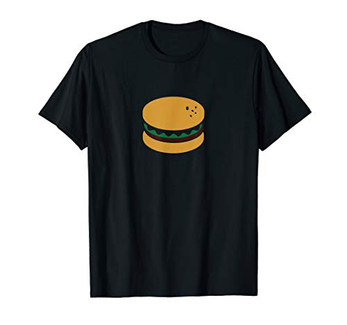 Cheese Burger Emoji - Best Hamburger Grill BBQ Gifts T-Shirt