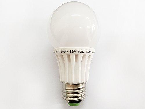 Lumin 9W(=100W) E26 All-Beam LED Bulb RoHS Eco Friendly Ceramic Technology Lamp Light US 90V~240V Free Voltage 3000K Warm White 820Lumen Long Lasting Icecream Cone 110V 120V 220V