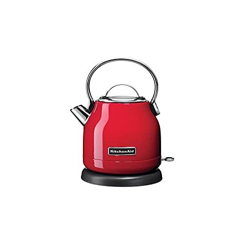 KitchenAid Classic 5KEK1222 Bollitore Elettrico, 1.25 L, Rosso