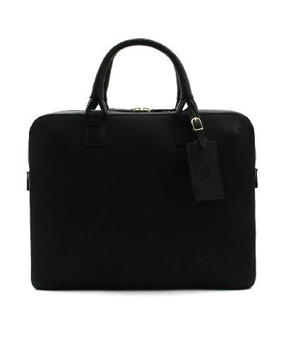 Dunhill Bladon Single Zip - Maletín Color negro.