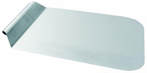 GEFU GE14400 Easy Palette à Tarte/Pizza Acier Inoxydable Inox 36,5 x 25,2 x 2,6 cm