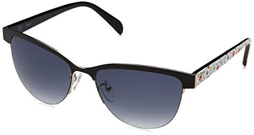 Tous Damen STO314-570583 Sonnenbrille, Grau (Shiny Palladium), 57