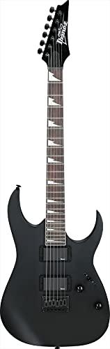 IBANEZ GIO elektrische gitaar 6 String – Black Flat (GRG121DX-BKF)